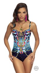 MARVEL one-piece swimsuit - E766