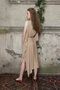 Romy dress - Sand coloured dress