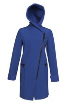 FIODA coat midnight blue