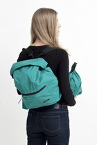 TIMTOM  4in1 bag (backpack,handbag,shoulderbag,stroller bag) turquoise
