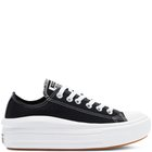 CHUCK TAYLOR ALL STAR MOVE LOW TOP BLACK/WHITE/WHITE